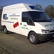 Van hire from New Forest Self Storage in New Milton, Hampshire
